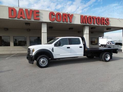 2019 Ford F-450 Super Duty for sale at DAVE CORY MOTORS in Houston TX