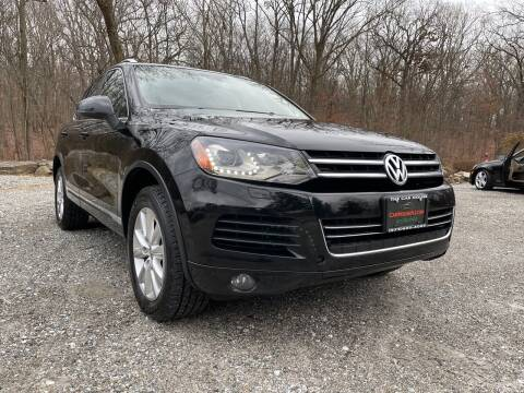 2014 Volkswagen Touareg for sale at Bloomingdale Auto Group in Bloomingdale NJ