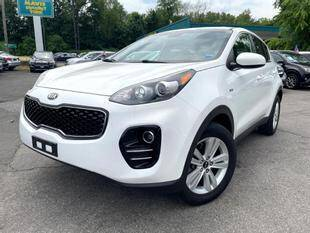 2018 Kia Sportage for sale at Rockland Automall - Rockland Motors in West Nyack NY