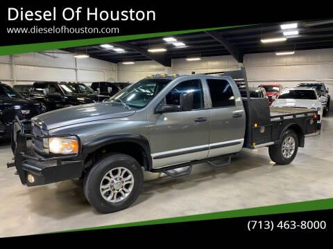 2005 Dodge Ram Pickup 2500 for sale at Diesel Of Houston in Houston TX