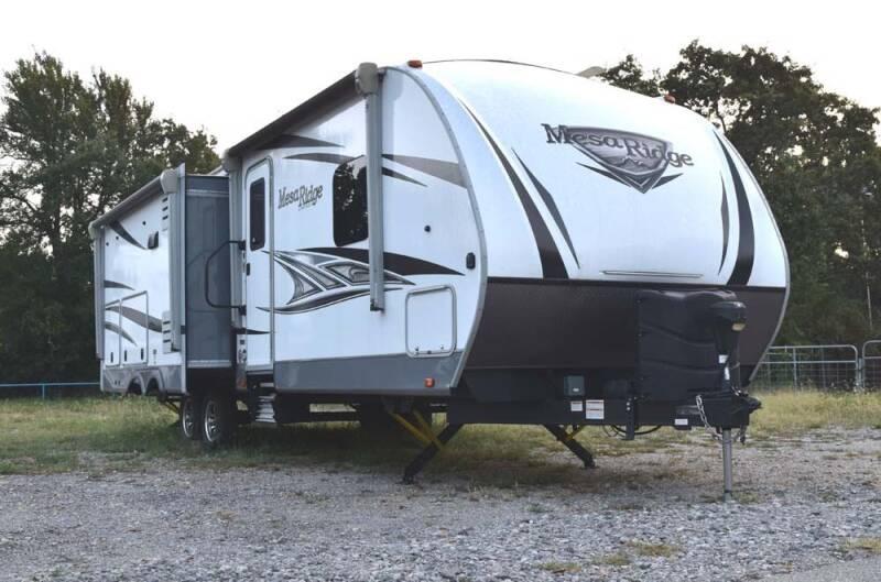 2019 Mesa Ridge Limited 275RLS for sale at BriansPlace in Lipan TX