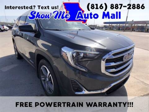 2018 GMC Terrain for sale at Show Me Auto Mall in Harrisonville MO