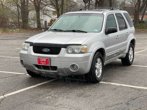2005 Ford Escape for sale at Hillcrest Motors in Derry NH