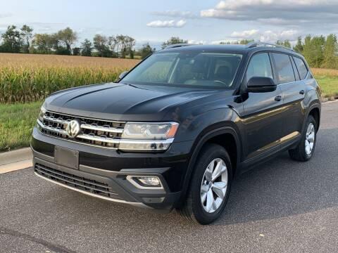 2018 Volkswagen Atlas for sale at Geneva Motorcars LLC in Delavan WI