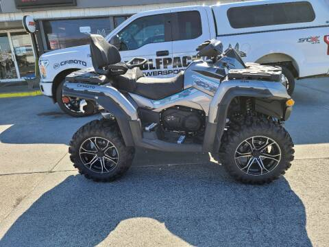 Cfmoto 800xc for sale at WolfPack PowerSports in Moses Lake WA