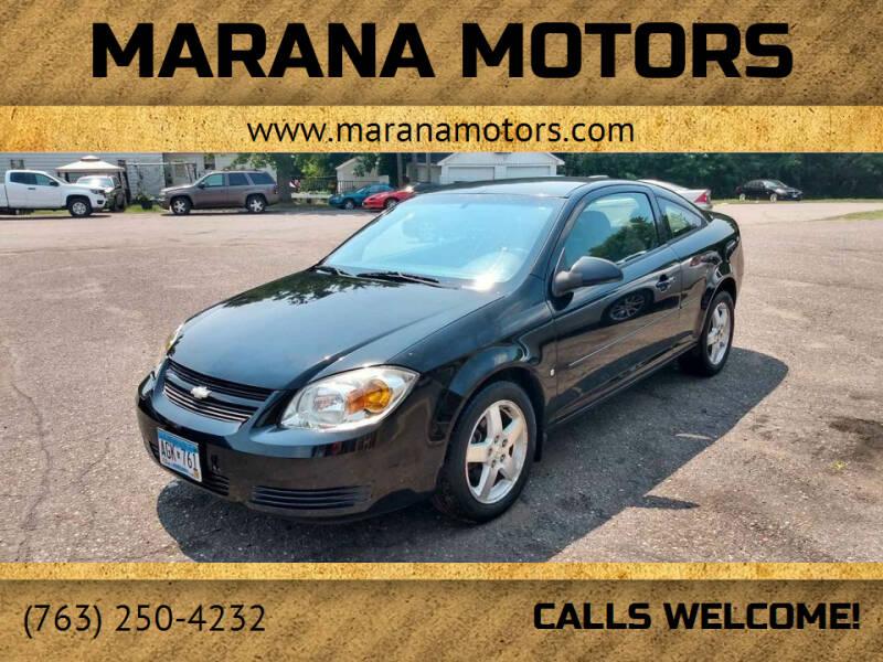 2009 Chevrolet Cobalt for sale at Marana Motors in Princeton MN