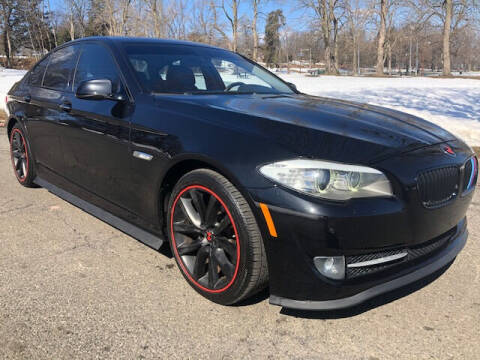 2011 BMW 5 Series for sale at TGM Motors in Paterson NJ