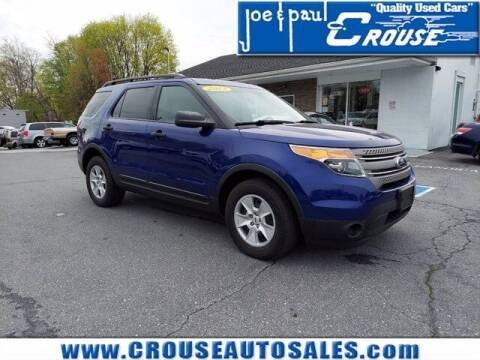 2013 Ford Explorer for sale at Joe and Paul Crouse Inc. in Columbia PA