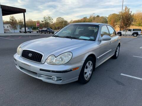 2004 Hyundai Sonata for sale at Allrich Auto in Atlanta GA