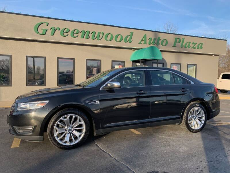 2014 Ford Taurus for sale at Greenwood Auto Plaza in Greenwood MO