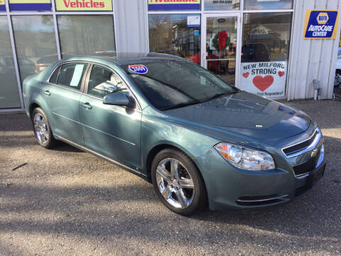 2009 Chevrolet Malibu for sale at Candlewood Valley Motors in New Milford CT