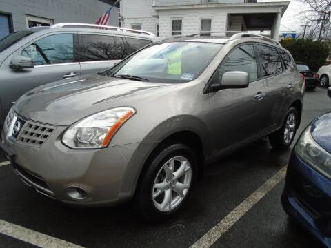 2010 Nissan Rogue for sale at Greg's Auto Sales in Dunellen NJ