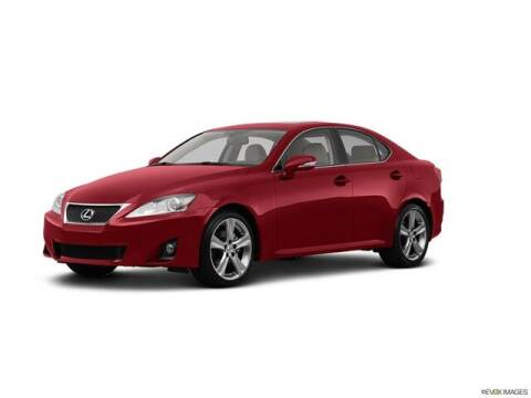 2012 Lexus IS 250 for sale at SULLIVAN MOTOR COMPANY INC. in Mesa AZ