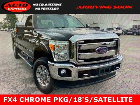 2016 Ford F-350 Super Duty for sale at Auto Express in Lafayette IN