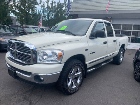 2008 Dodge Ram Pickup 1500 for sale at CAR CORNER RETAIL SALES in Manchester CT