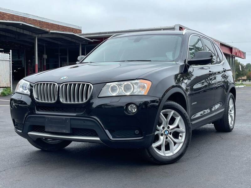 2014 BMW X3 for sale at MAGIC AUTO SALES in Little Ferry NJ