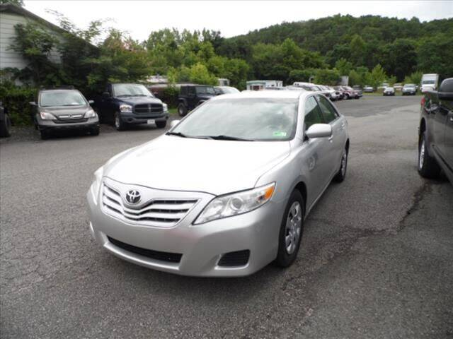 2010 Toyota Camry for sale at BUCKLEY'S AUTO in Romney WV
