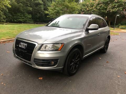 2009 Audi Q5 for sale at Bowie Motor Co in Bowie MD