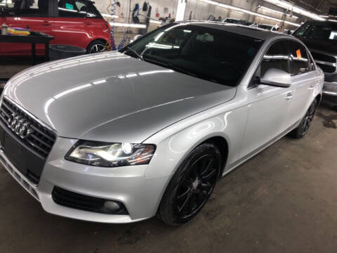 2009 Audi A4 for sale at BELOW BOOK AUTO SALES in Idaho Falls ID