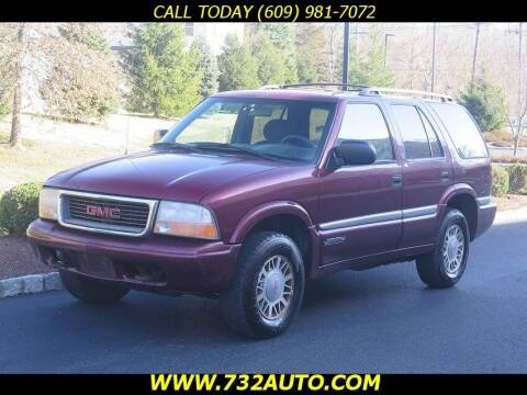 2001 GMC Jimmy for sale at Absolute Auto Solutions in Hamilton NJ
