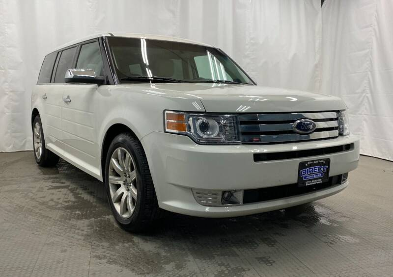 2009 Ford Flex for sale at Direct Auto Sales in Philadelphia PA