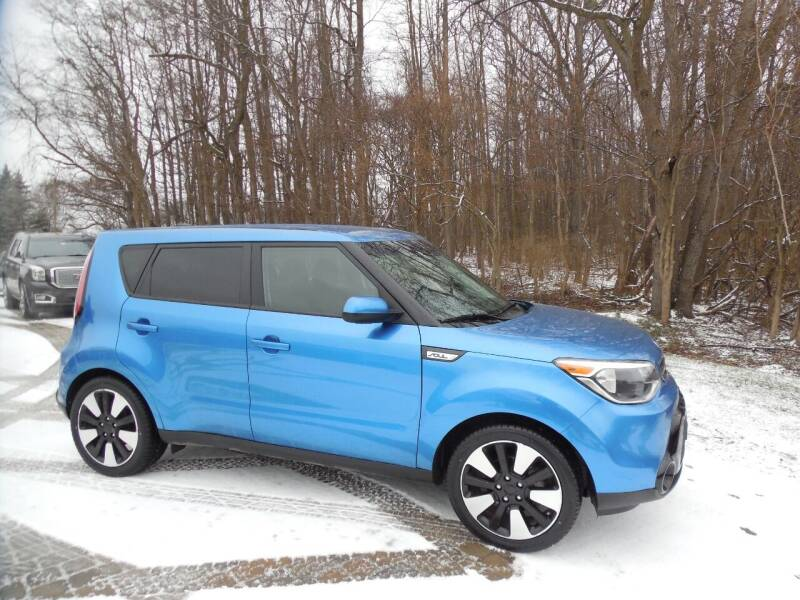 2016 Kia Soul for sale at Marsh Automotive in Ruffs Dale PA