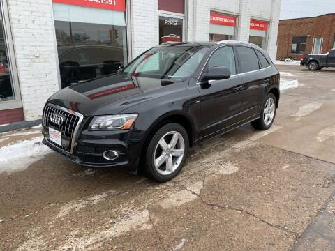 2012 Audi Q5 for sale at AUTOSPORT in La Crosse WI