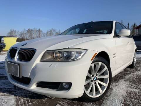 2011 BMW 3 Series for sale at LUXURY IMPORTS in Hermantown MN