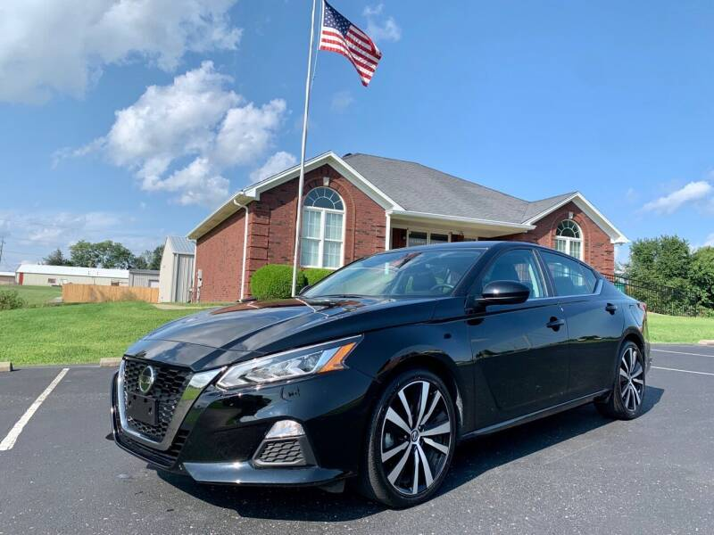 2020 Nissan Altima for sale at HillView Motors in Shepherdsville KY