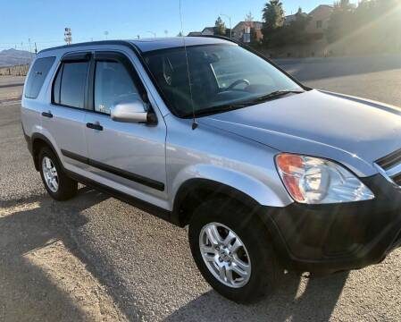 2003 Honda CR-V for sale at GEM Motorcars in Henderson NV