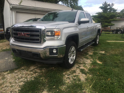 2015 GMC Sierra 1500 for sale at Carlisle Cars in Chillicothe OH