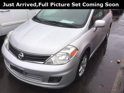 2010 Nissan Versa for sale at Royal Moore Custom Finance in Hillsboro OR
