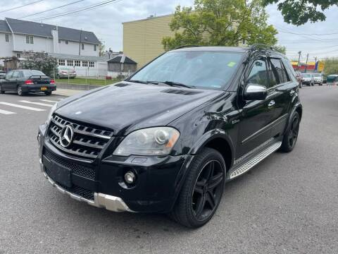 2009 Mercedes-Benz M-Class for sale at Kapos Auto, Inc. in Ridgewood, Queens NY