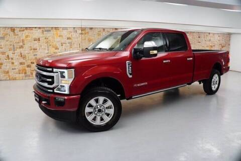 2021 Ford F-350 Super Duty for sale at Jerry's Buick GMC in Weatherford TX