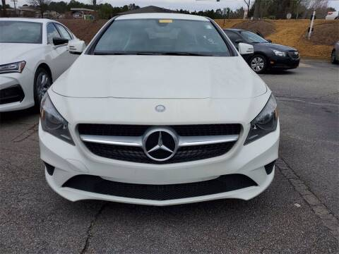 2015 Mercedes-Benz CLA for sale at Southern Auto Solutions - Georgia Car Finder - Southern Auto Solutions - Acura Carland in Marietta GA