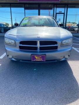 2007 Dodge Charger for sale at Greenville Motor Company in Greenville NC