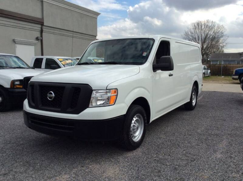 2016 Nissan NV Cargo for sale at Car City Autoplex in Metairie LA