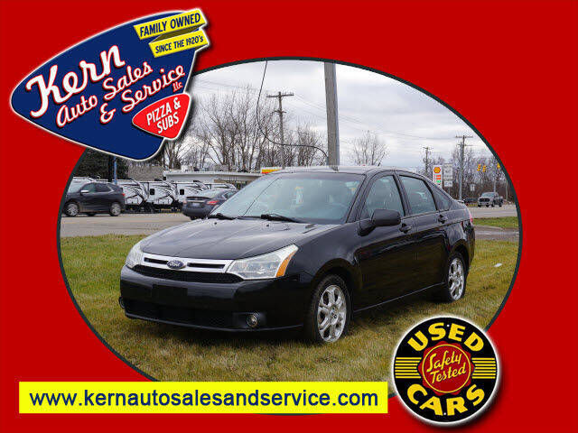 2009 Ford Focus for sale in Chelsea, MI