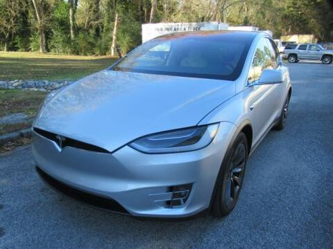 2018 Tesla Model X for sale at Southern Auto Solutions - Georgia Car Finder - Southern Auto Solutions - 1st Choice Autos in Marietta GA