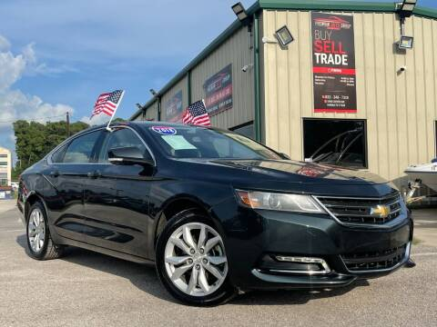 2018 Chevrolet Impala for sale at Premium Auto Group in Humble TX
