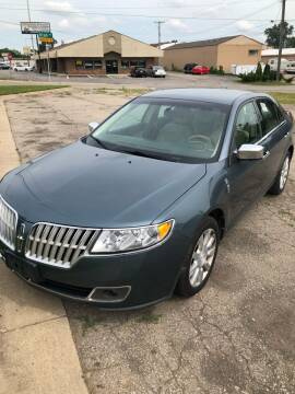 2012 Lincoln MKZ for sale at Fast Car Automotive in Ypsilanti MI