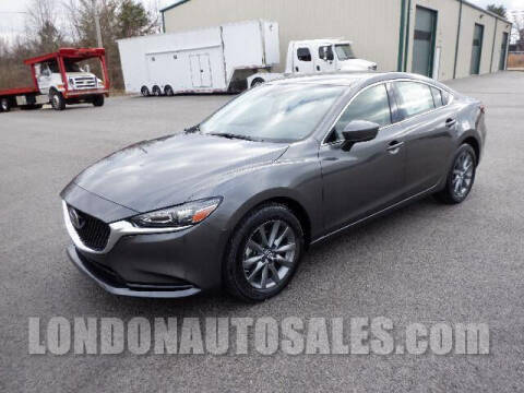 2020 Mazda MAZDA6 for sale at London Auto Sales LLC in London KY