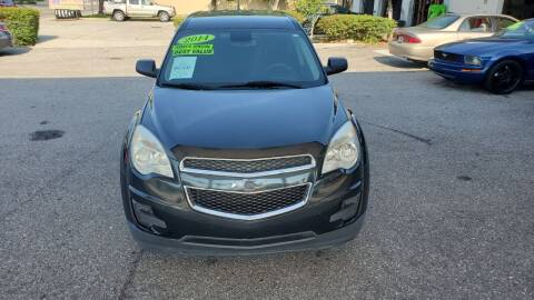 2014 Chevrolet Equinox for sale at HCC AUTO SALES INC in Sarasota FL