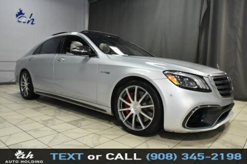 2020 Mercedes-Benz S-Class for sale at AUTO HOLDING in Hillside NJ
