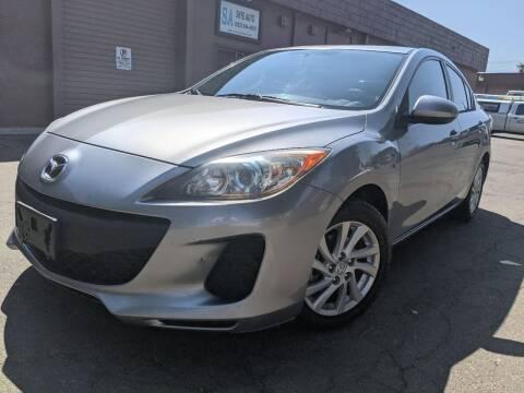 2012 Mazda MAZDA3 for sale at Skye Auto in Fremont CA