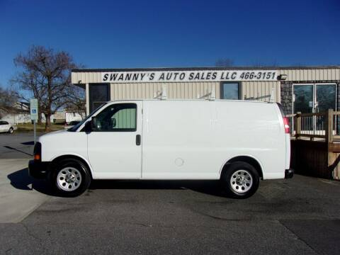 2014 Chevrolet Express Cargo for sale at Swanny's Auto Sales in Newton NC