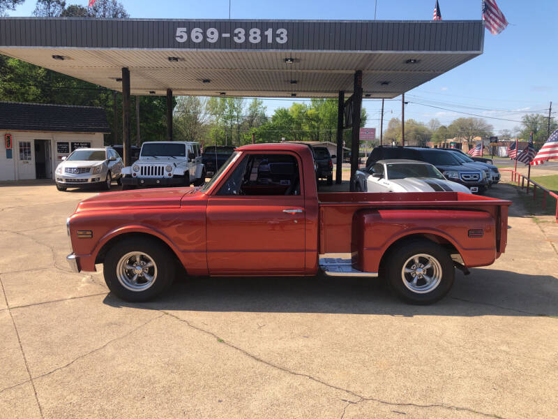 1972 Chevrolet C/K 10 Series for sale at BOB SMITH AUTO SALES in Mineola TX