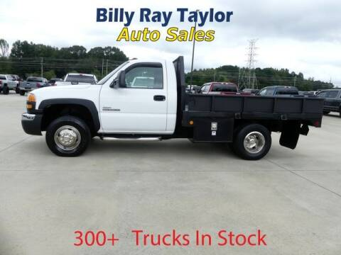 2003 GMC Sierra 3500 for sale at Billy Ray Taylor Auto Sales in Cullman AL