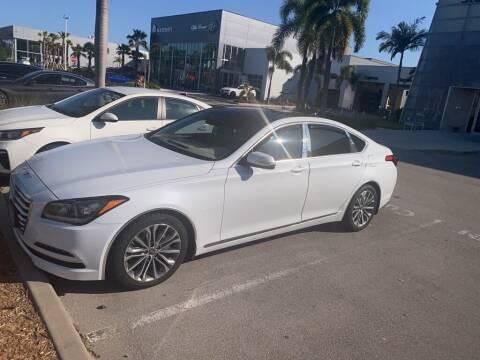 2015 Hyundai Genesis for sale at Infiniti Stuart in Stuart FL