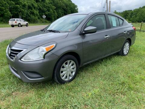 2016 Nissan Versa for sale at ABINGDON AUTOMART LLC in Abingdon VA